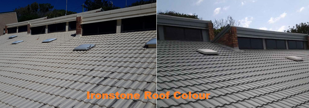 Ironstone Colour