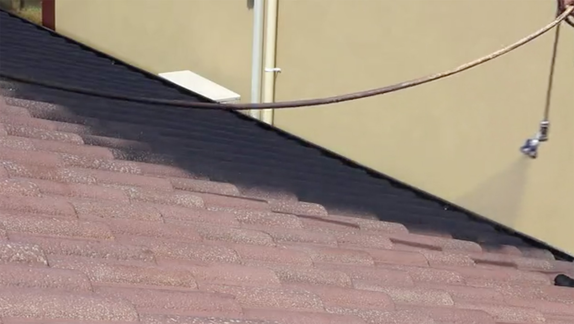 Residential Roof Painting On The Sunshine Coast