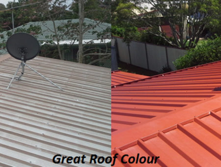 roof transformation