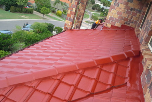 how long does a roof restoration take