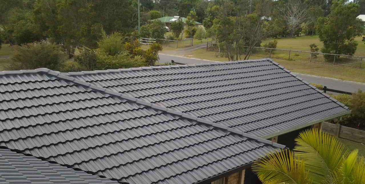 roof restoration sunshine coast